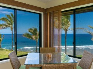 Sealodge Ocean Front Condo in Princeville North  Shore