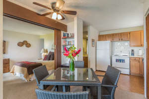 3700 Kamehameha Rd Sealodge B6-small-007-5-Dining RoomKitchen-666x444-72dpi